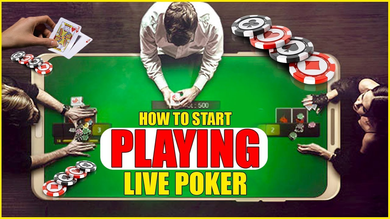 poker novice starts