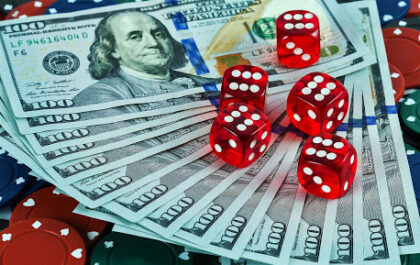 financial safety while gambling