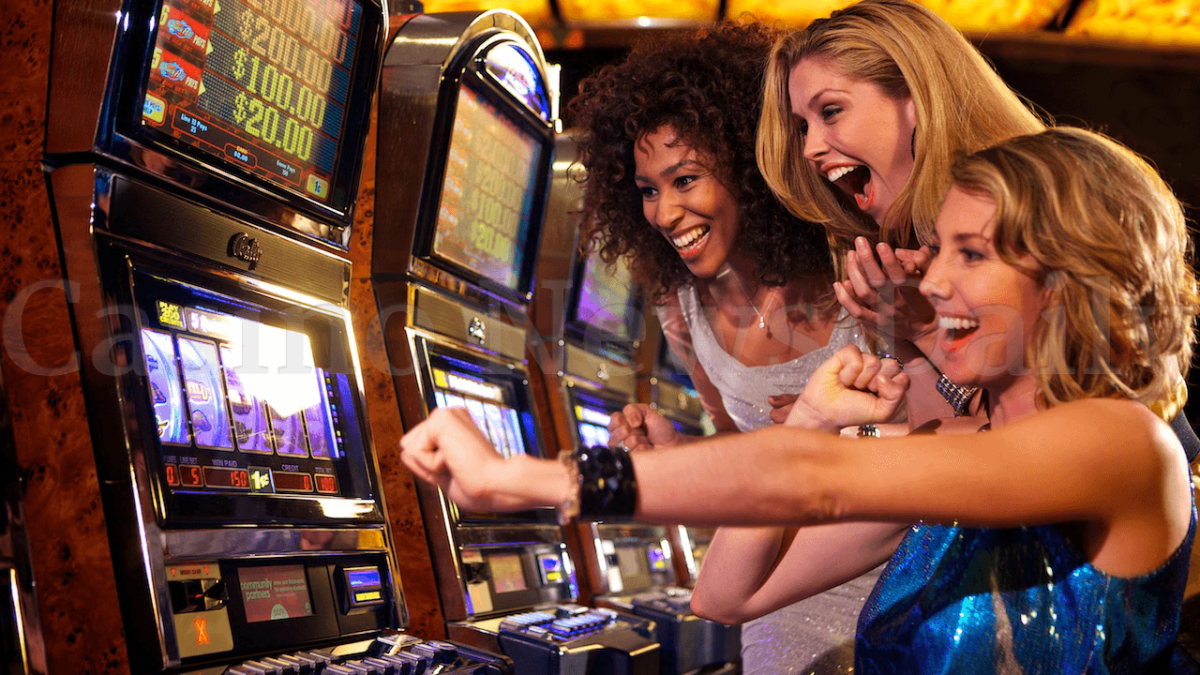 Popular contradictions about the slot machines