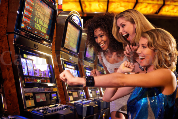 about the slot machines