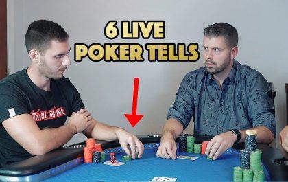 Top poker tells